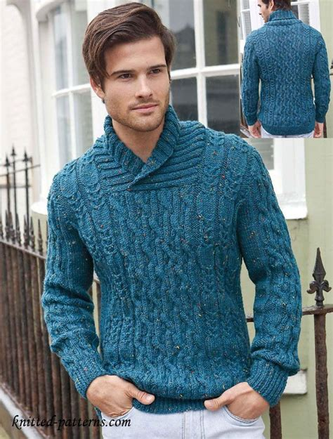 pattern jumpers men s cable jumper knitting pattern free cables