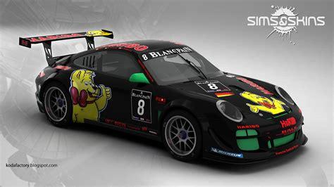 Porsche Racing Team by Koda Factory 08 Haribo Racing Team Porsche 997 Gt3 R
