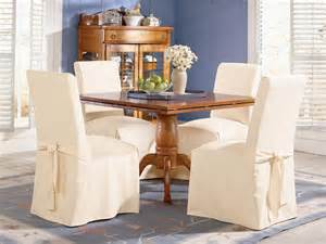 Dining Room Chair Slipcovers White Furniture Dining Room Chair Slipcover Ideas 194 Gallery Dining White Linen Slipcovered Dining