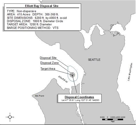elliott bay seattle map seattle district gt missions gt civil works gt dredging