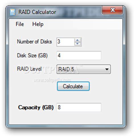 Calculator Raid | download raid calculator 1 0 incl crack keygen patch