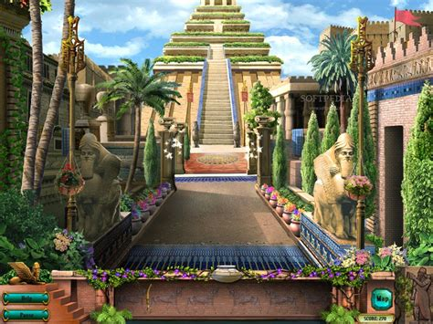 Gardens Of The Ancients - tower of babel hanging gardens of babylon search
