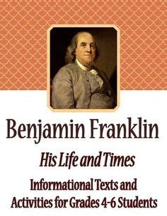 benjamin franklin biography for elementary students 1000 images about government and civics lessons on