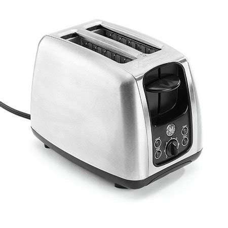 toasters at walmart ge 2 slice toaster walmart