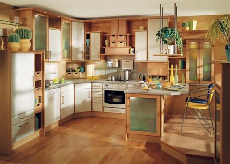 Modern Kitchen Designs 2014 Modern Wooden Kitchen Designs Ideas Kitchentoday