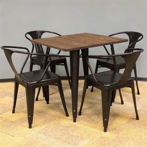 Cosco Folding Table And Chairs Cosco 5 Folding Table And Chair Set In Beige Mist 14551whd The Home Depot