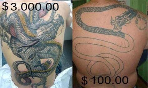 top 13 mega cagadas de tatuajes 161 pffff qu 233 verg 252 enza salir