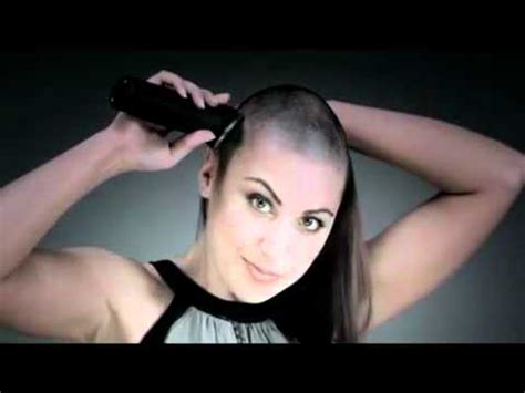 female headshave this month girl headshave 10 youtube