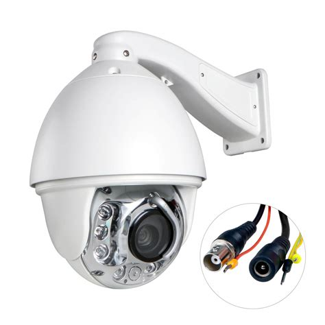 Kamera Cctv Ptz Dome 30x auto tracking zoom cctv high speed 1200tvl 8ir dome