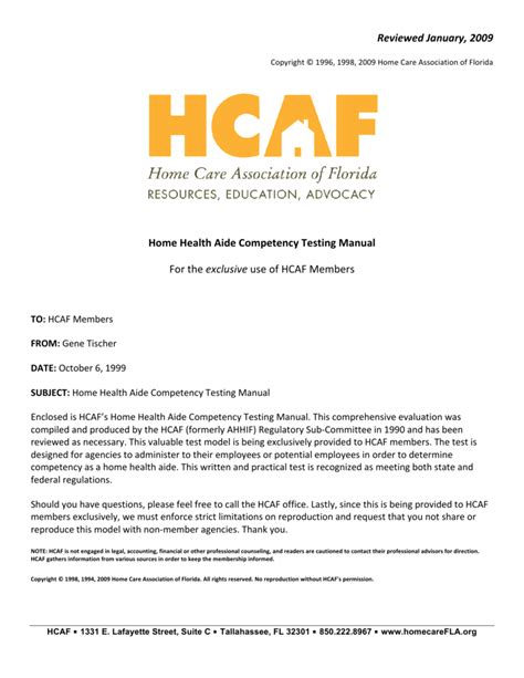 home health aide competency test answers avie home