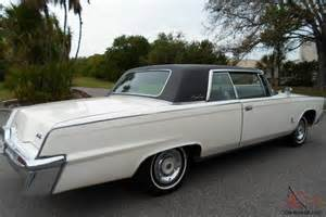 1964 Chrysler Imperial For Sale 1964 Chrysler Imperial Crown Hardtop Top