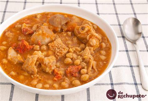 callos a la gallega receta de la abuela - Cocina Callos