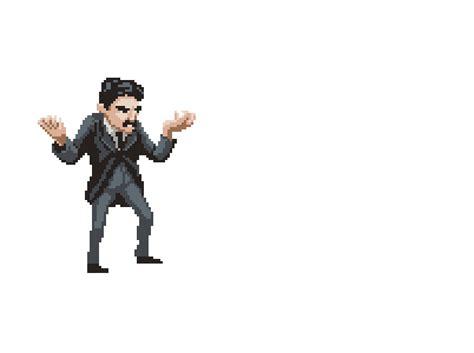 nikola tesla teleforce a pixel e anima 231 227 o de diego sanches par o jogo science