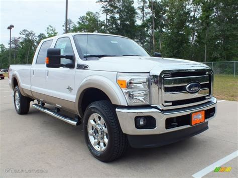how does cars work 2012 ford f350 on board diagnostic system 2012 white platinum metallic tri coat ford f350 super duty lariat crew cab 4x4 64925175
