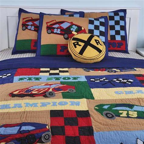 car bedding race car bedding