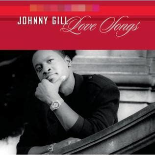 the lovesong of johnny songs johnny gill album