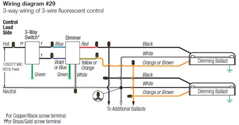lutron dimmer 3 way wire diagram efcaviation