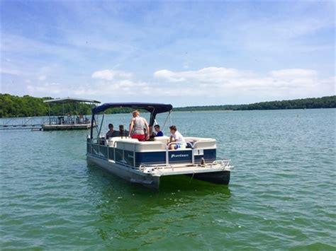 pontoon boat rental kansas city rent a pontoon at lake jacomo marina and enjoy a day on