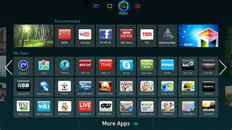 samsung apps samsung smart hub