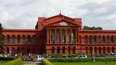 Karnataka High Court Search Let Thakur Continue As Bmtf Chief Says High Court To Karnataka Government