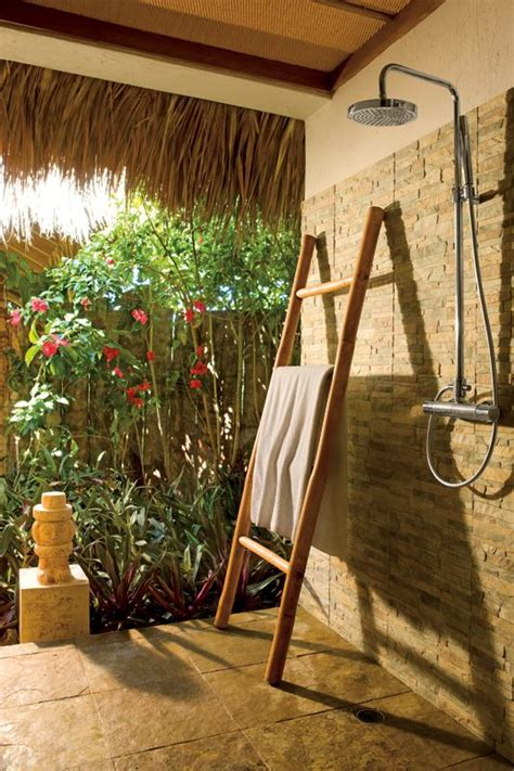 the coolest outdoor showers from hotels around the world