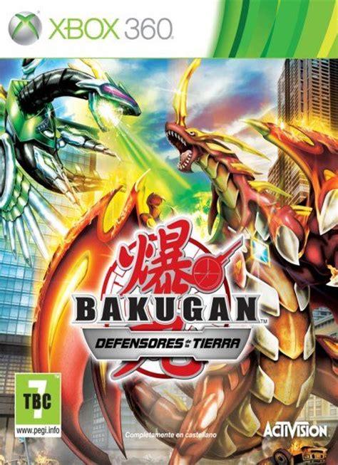 imagenes anime xbox 360 bakugan defensores de la tierra para xbox 360 3djuegos