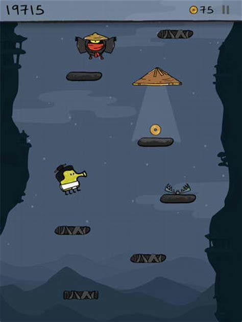 doodle jump update hiyaaa doodle jump hd goes all out in update