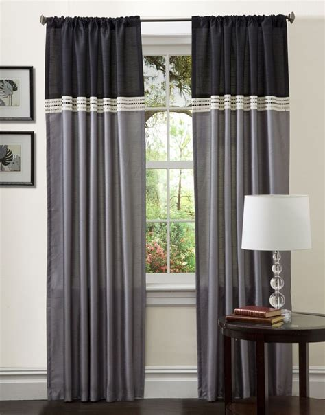 what curtain length is best 25 best ideas about color block curtains on pinterest