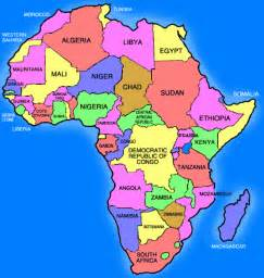 Sections Of Africa by 171 Mad At Media