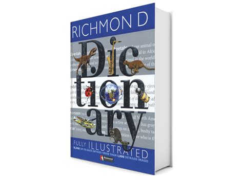 Dictionary Richmond supplementary richmond fully illustrated dictionary