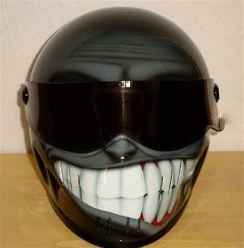 ema hairstyles custom motorcycle helmets
