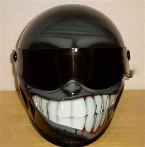 Handmade Motorcycle Helmets - ema hairstyles custom motorcycle helmets