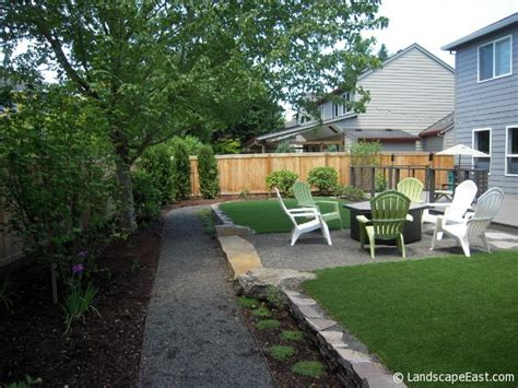renovate backyard project spotlight portland landscapers turn wet backyard