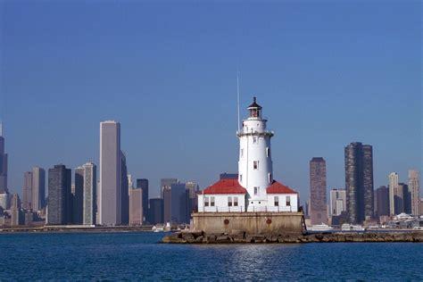chicago light locations chicago harbor light