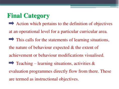 to what extent do moral statements objective meaning domains of learning