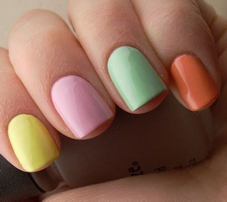 color nails nail color trends 2012 photo coustic