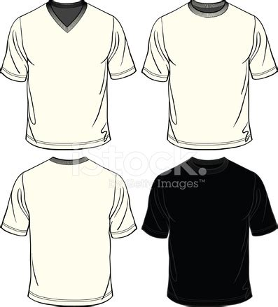 Kaos Zara Basic Ss Black V Neck by Blank S T Shirts Stock Photos Freeimages