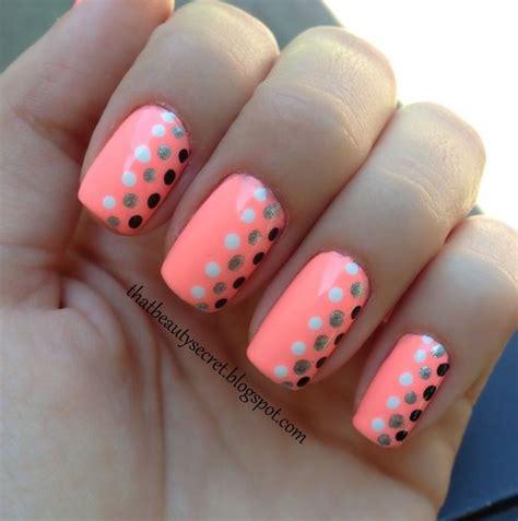 easy nail art cutepolish if you want to make your own dotting tool cutepolish has