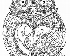 art therapy coloring pages to print printable image - Art Therapy Coloring Pages Animals