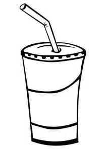 Juice Drinks  Coloring Pages Pinterest And sketch template