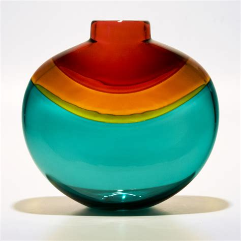 Designer Vases by Designer Vases Nefertiti By Michael Trimpol Boha Glass