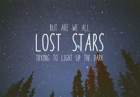 all the light we lost but are we all lost stars trying to light up the dark