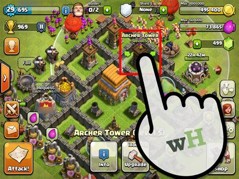 clash of clans upgrades how to upgrade correctly in clash of clans 11 steps