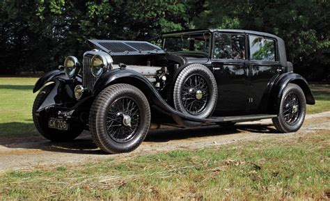 classic bentley 1930 bentley 8 litre classic car drive vintage car reviews