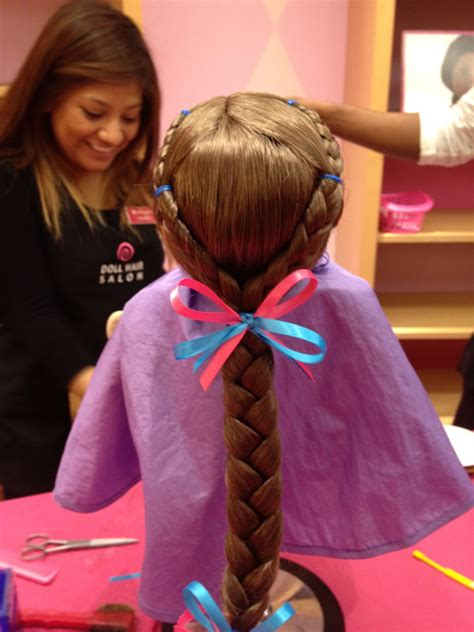 cute hairstyles for kit the american girl doll doll hairstyles american girl dolls and girl dolls on