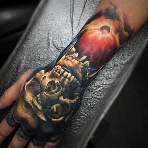 tattoo designs in hand for man 50 badass tattoos for masculine design ideas
