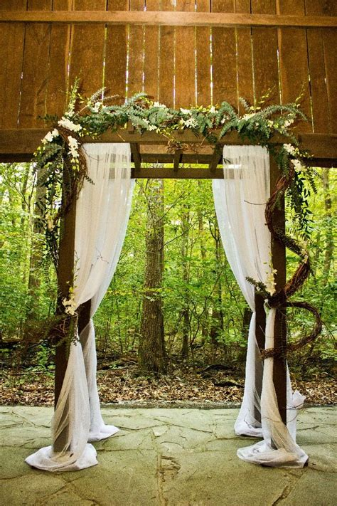diy wedding arbor decor different flower arrangement maybe rustic with class quot barn farm