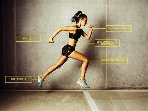 what is the running running for beginners correct form to prevent shin
