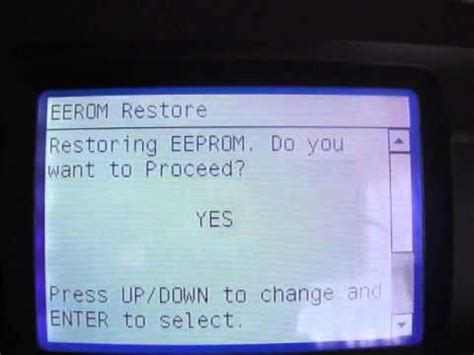 how to reset laptop battery eeprom eeprom reset youtube