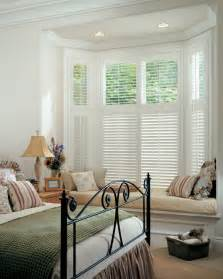 Window Treatments Shutters Master Bedroom Window Treatments White Composite Shutters